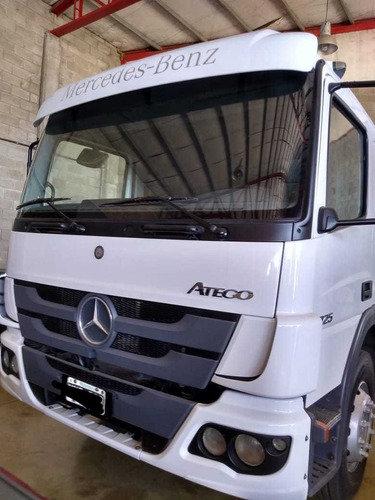 Mercedes Benz Atego 1725 Tractor Largo C/d 2013