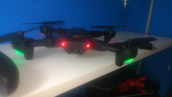 Drone Visuo Xs809hw Com Duas Baterias