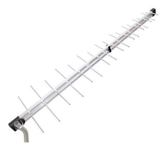 Antena Digital Log Uhf Digital 16 Elementos Capte 11db