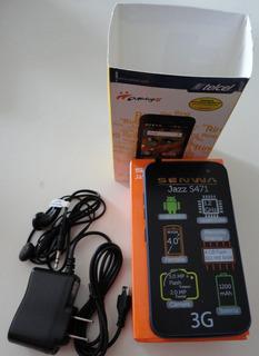 Celular Jazz S471 Senwa Quad Core 1.2ghz Nuevos