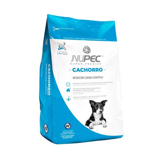Croquetas Alimento Perro Nupec Cachorro 20 Kg Nutrición