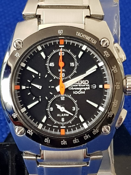 Reloj Cronografo Seiko Sportura