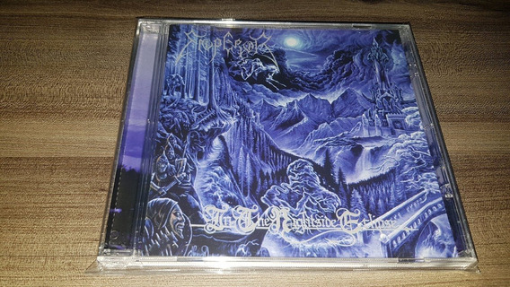 Emperor - In The Nightside Eclipse - Cd Arg - Frete R$10