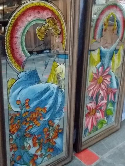 Quadros Espelhados