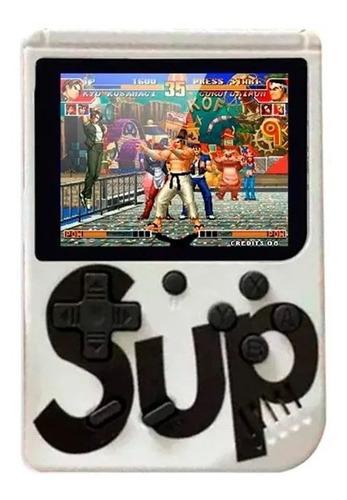 Consola Portatil Retro Sup Game Box Plus 400 Juegos