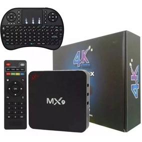 Tranforme Sua Tv Em Smart 4k Pro 2 Gb/16gb Net Flix+ Teclado