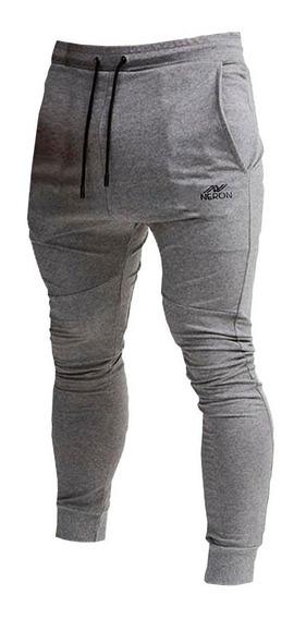 Jogger Neron: Pantalón Algodón Deportivo