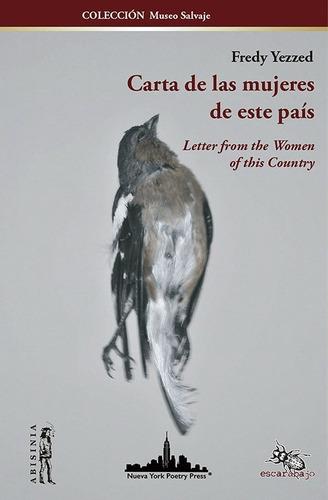 Imagen 1 de 2 de Carta De Las Mujeres De Este País - Fredy Yezzed