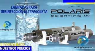 Bulbo De Lampara Polaris Uva-6c - Gl24pp