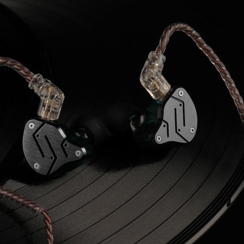 Kz Zsn - Auriculares De Diadema (3,5 Mm, Con Micrófono)