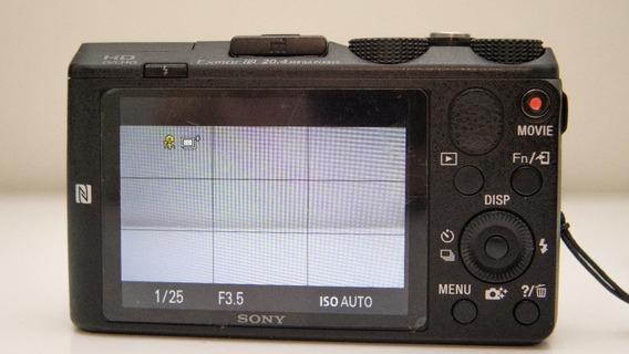 Câmera Semi Profissional Sony Hx-60v (leia O Anúncio)