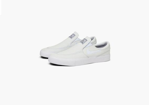Tenis Nike Stefan Janoski Slip Branco Rm Prm