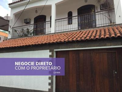 Casa Triplex À Venda Em Anchieta - Rj - Ca0037