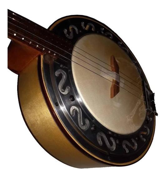 Banjo Carlinhos Luthier N1 Marfim