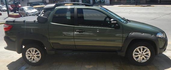 Fiat Strada 1.4 Okm Financiacion Directa De Fiat O% R-