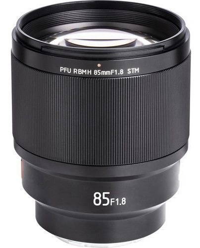 Lente Viltrox Pfu Rbmh 85mm F / 1.8 Stm Para Sony E