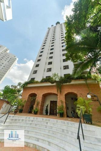 Imagem 1 de 30 de Apartamento Com 3 Dormitórios À Venda, 210 M² Por R$ 2.200.000 - Paraíso - São Paulo/sp - Ap3794