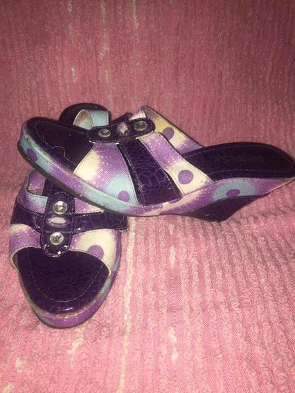 Zapatos Calzados Tacones Plataformas Sandalias Para Damas