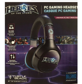 Headset Gamer Heroes Of The Storm