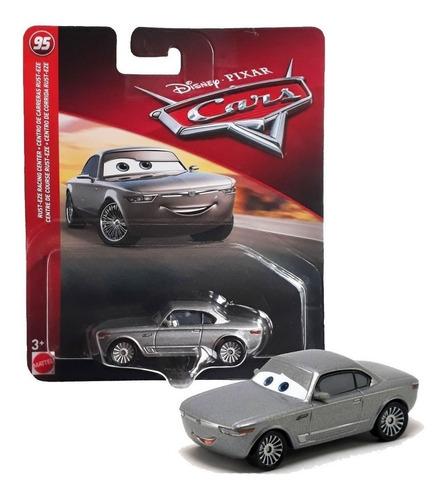 Imagen 1 de 3 de Auto Cars Sterling Mattel Original Disney Metalico Fwl02