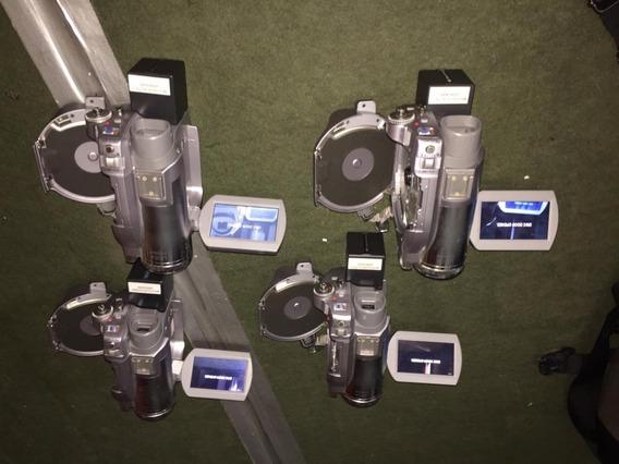 Filmadora Panasonic Vdr-d300 Filma Direto Em Dvd-r
