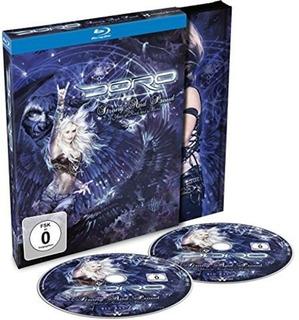 Doro Strong & Proud Blu-ray Uk Import