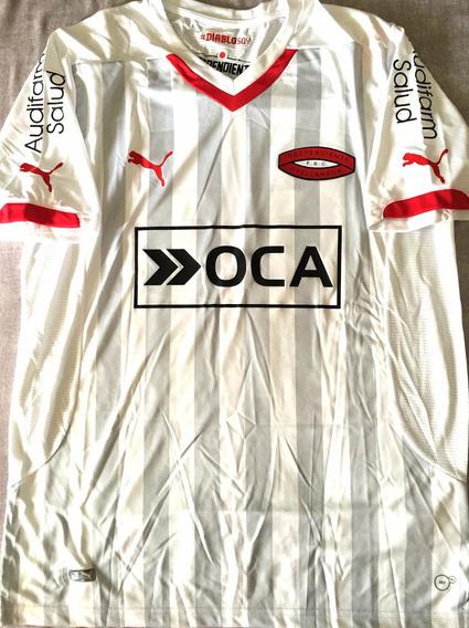 Camisa Do Independiente 2015 Mancuello #11 Uniforme 2