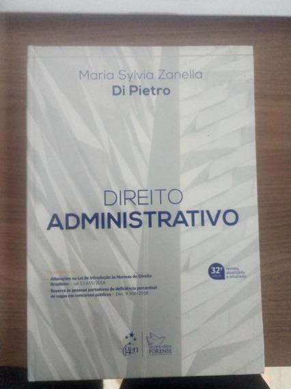 Direito Administrativo Maria Sylvia Zanella Di Pietro