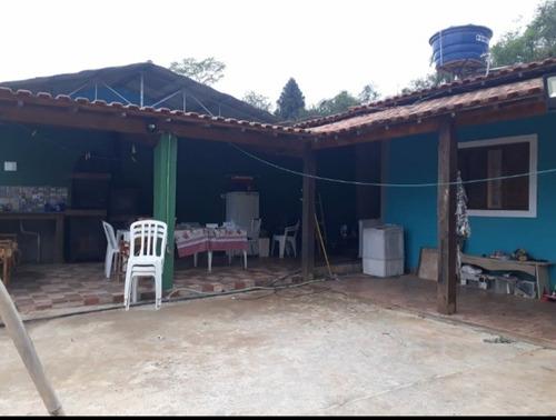 Casa Tipo Chácara No Potuvera