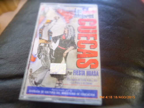 Cassette De Las Mejores Cuecas -- Fiesta Huasa (251