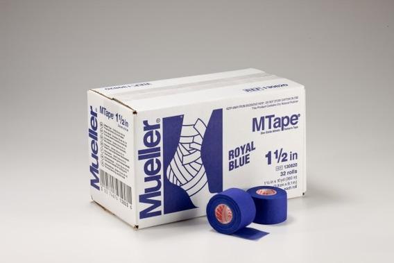 Mueller Cinta M Tape Azul 32 Rollos 3.8 Cm X 9.1 M