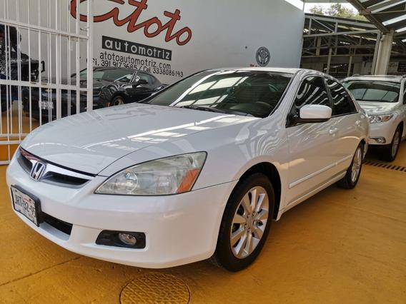 2006 Honda Accord Ex V6 Automatica