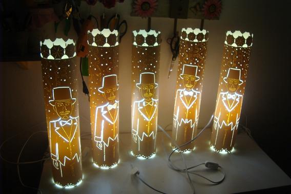 Luminária Homem Da Meia Noite