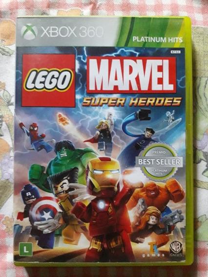 Lego Marvel Super Heroes Xbox 360 Português