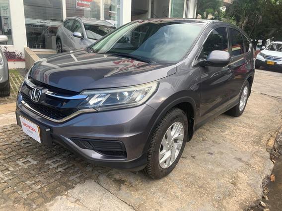 Honda Crv City Plus 2016 Blanco Xcelente Estado