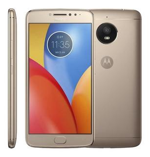 Smartphone Motorola Moto E4 Xt1762 2ram 16gb Dourado + Nfe