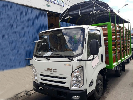 Camion Jmc 3.2 Toneladas Llanta Sencilla Estacas