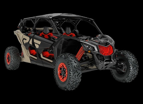 Maverick X3 Turbo 1000rr Max X Rs 195 Hp 2021