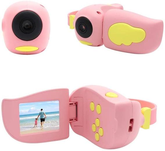 Cámara De Video Digital Para Niños Regalo De Cumpleaños