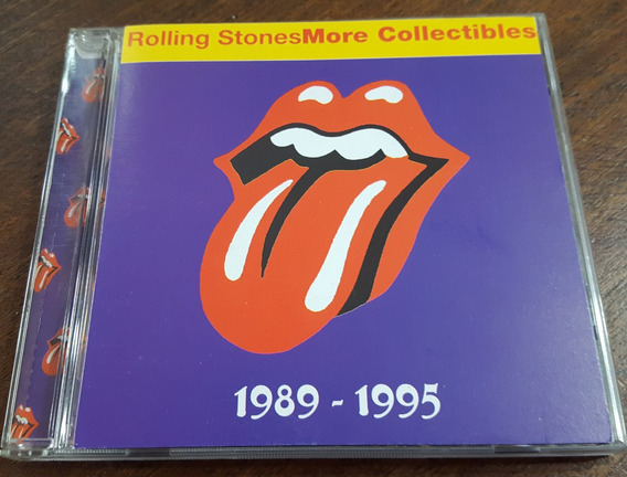The Rolling Stones - More Collectibles 1989 1995 Cd