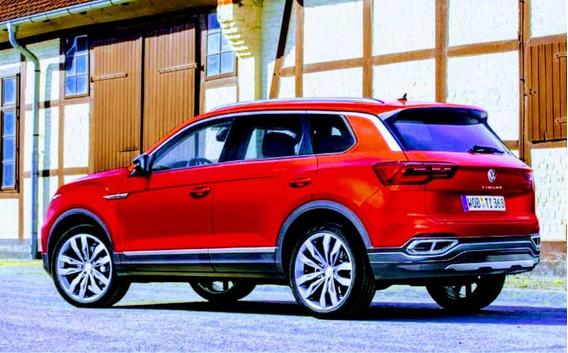 Volkswagen Tiguan Allspace Financio En Peso Te= 11-5996-2463