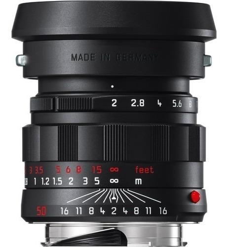 Leica Apo Summicron M 50mm F/2 Asph 11811