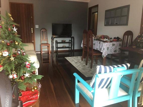 Apartamento Em Braunes, Nova Friburgo/rj De 90m² 3 Quartos À Venda Por R$ 550.000,00 - Ap214894