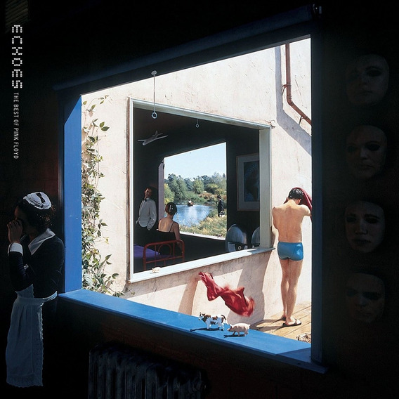 Pink Floyd Echoes The Best Of Pink Floyd Cd X 2 Nuevo