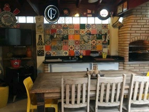 Casa No Condomínio Garden Resort - Jardim Shangai - Jundiaí - Ca01465 - 32071591