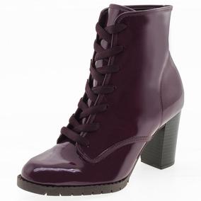 3f48819f36 Sapato Beira Rio Vinho - Sapatos no Mercado Livre Brasil
