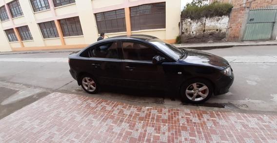 Mazda 3 Motor 1.600 4 Puertas Color Negro