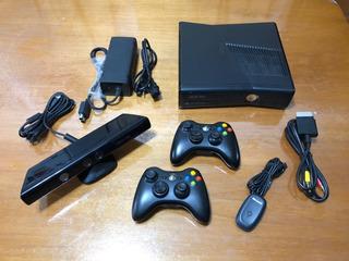 Xbox 360 Series Consola (250gb) Excelente Estado!!!!