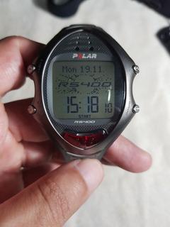 Relógio Polar Rs 400