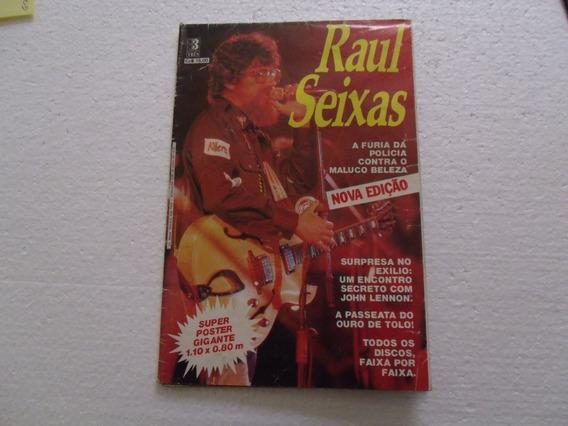 Raul Seixas - Revista Poster + Entrevista Da Bizz